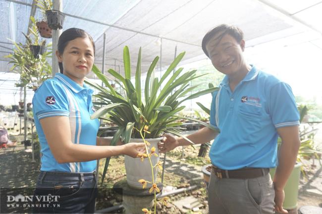 """Bảo tồn lan rừng quý hiếm, một phụ nữ ở Đà Nẵng """"rủng rỉnh"""" thu tiền tỷ mỗi năm - Ảnh 5."""