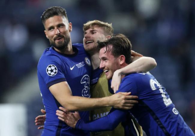 CHÙM ẢNH: Chelsea vỡ òa đăng quang Champions League - Ảnh 5.