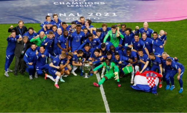 CHÙM ẢNH: Chelsea vỡ òa đăng quang Champions League - Ảnh 8.