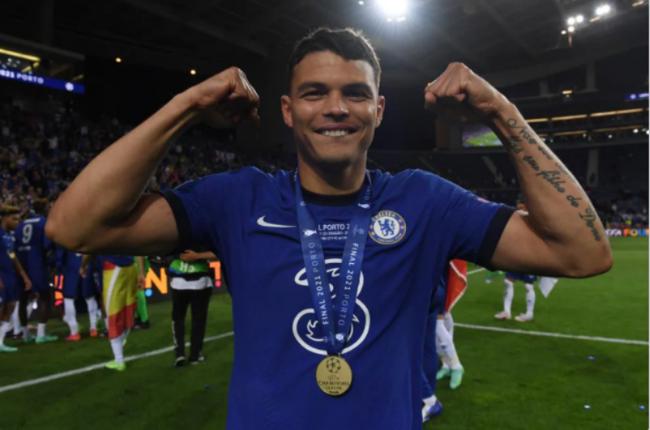 CHÙM ẢNH: Chelsea vỡ òa đăng quang Champions League - Ảnh 9.