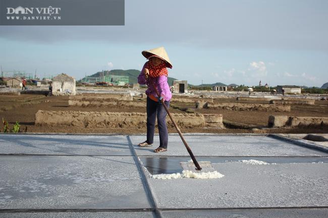 Nghệ An: Diêm dân phơi mình dưới cái nắng 40 độ C - Ảnh 11.
