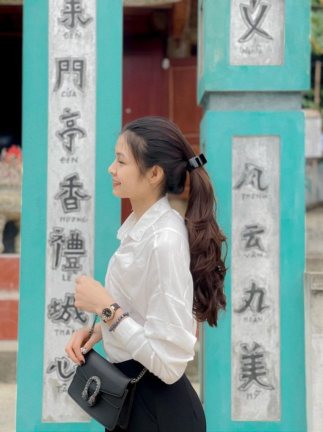 """""""Ngọc nữ bóng chuyền"""" Chu Thị Ngọc 1m77: Xinh, duyên đậm chất xứ Nghệ - Ảnh 5."""