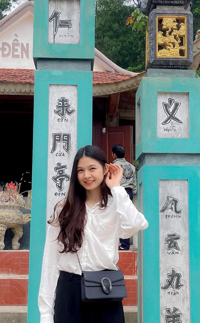 """""""Ngọc nữ bóng chuyền"""" Chu Thị Ngọc 1m77: Xinh, duyên đậm chất xứ Nghệ - Ảnh 12."""