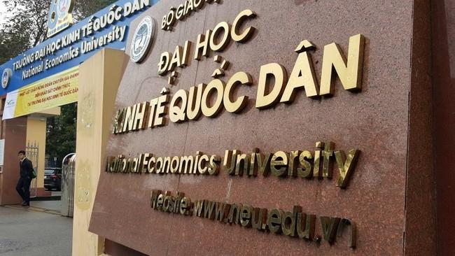 Chia sẻ khó khăn mùa dịch, Đại học Kinh tế Quốc dân quyết định hỗ trợ mỗi sinh viên 1 triệu đồng - Ảnh 1.