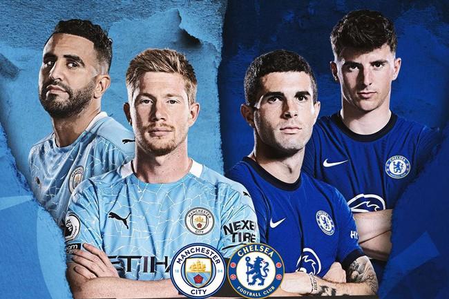 Link xem trực tiếp Man City vs Chelsea - Ảnh 1.