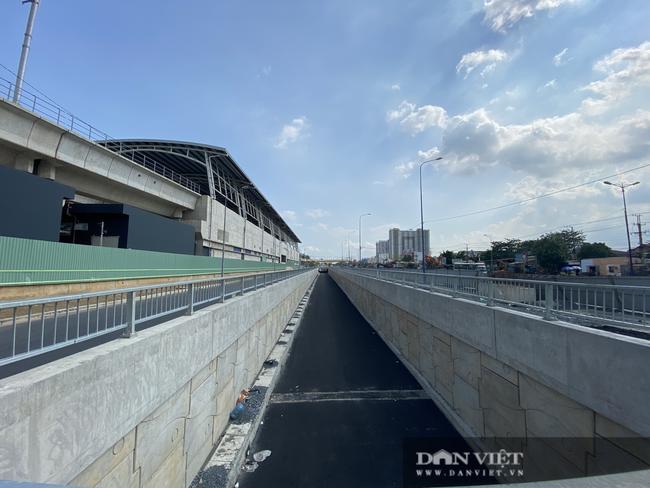 Tháng 7 dự kiến thông xe hầm chui 75 tỷ đồng trước bến xe Miền Đông mới - Ảnh 3.