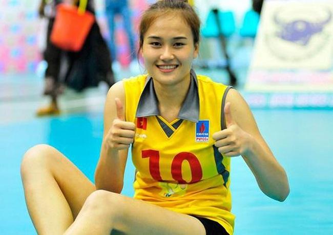 Chuyền hai xinh nhất bóng chuyền Việt Nam và 2 lần xin giải nghệ - Ảnh 1.