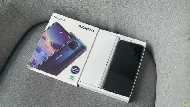 Nokia 5.4 - Siêu phẩm cũ người mới ta không thể bỏ qua - Ảnh 1.