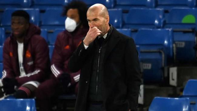 Zidane thừa nhận Chelsea xứng đáng hơn.