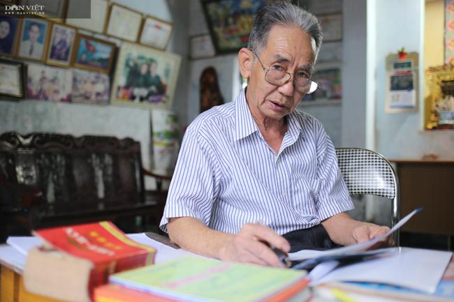 """Cụ ông 80 tuổi giấu vợ dự thi """"Làng Việt thời hội nhập"""": Viết truyện ngắn như đánh du kích - Ảnh 2."""