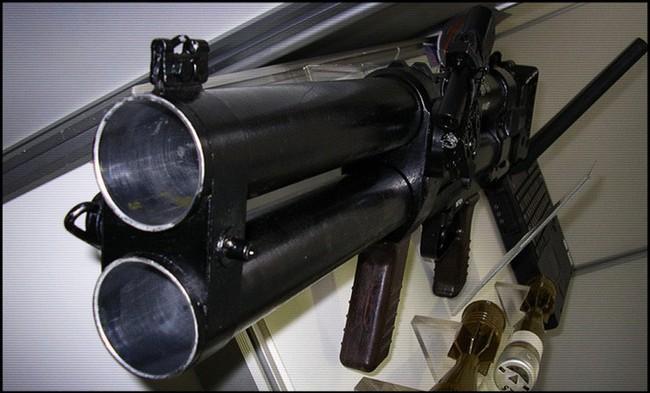 Có hay không súng phóng lựu hai nòng cực độc DP-64 trong biên chế Hải quân Việt Nam? - Ảnh 2.