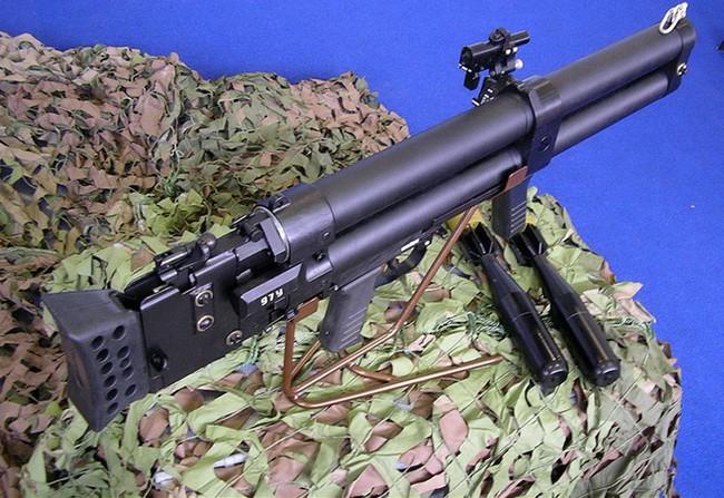 Có hay không súng phóng lựu hai nòng cực độc DP-64 trong biên chế Hải quân Việt Nam? - Ảnh 5.