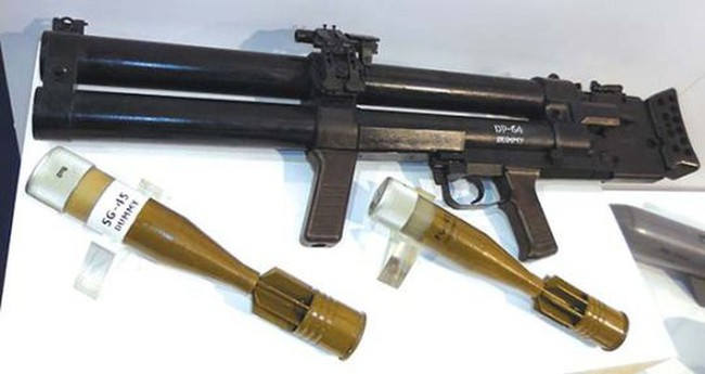 Có hay không súng phóng lựu hai nòng cực độc DP-64 trong biên chế Hải quân Việt Nam? - Ảnh 6.