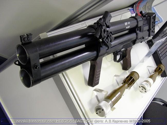 Có hay không súng phóng lựu hai nòng cực độc DP-64 trong biên chế Hải quân Việt Nam? - Ảnh 10.
