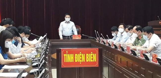 Bí thư Tỉnh ủy Điện Biên: Rút ngắn thời gian năm học, đảm bảo an toàn các cơ sở giáo dục - Ảnh 1.