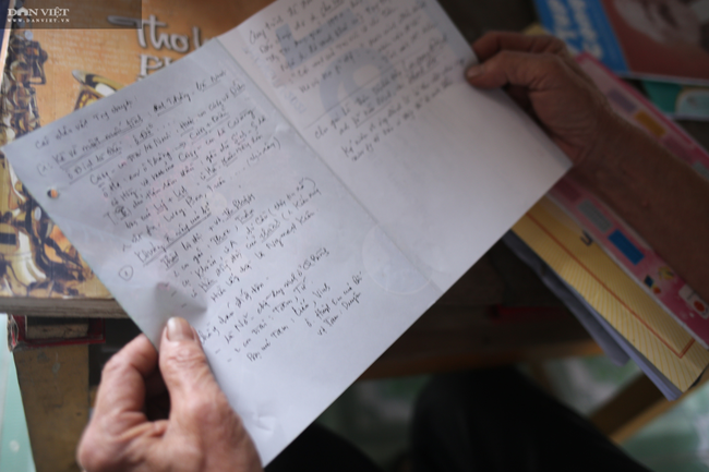 """Cụ ông 80 tuổi dự thi """"Làng Việt thời hội nhập"""": Viết truyện ngắn như đánh du kích! - Ảnh 9."""