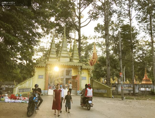 Sóc Trăng: Huyền bí ngôi chùa Khmer hơn 500 tuổi  - Ảnh 2.