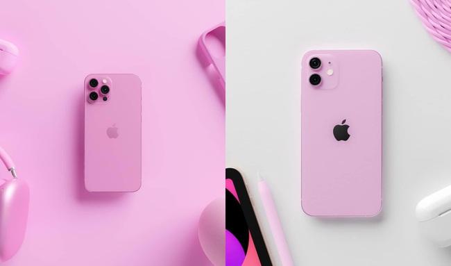 iPhone 13 lộ diện phiên bản màu hồng đẹp ngất ngây khiến tất cả phát cuồng - Ảnh 3.
