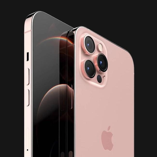 iPhone 13 lộ diện phiên bản màu hồng đẹp ngất ngây khiến tất cả phát cuồng - Ảnh 6.