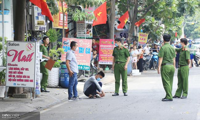 Di lý nghi phạm trộm xe đâm chết bác sĩ từ Nghệ An vào Bình Dương - Ảnh 2.