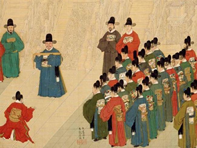 Lưu Bá Ôn và dự ngôn: Gia tộc họ Giả đời đời đeo đai vàng - Ảnh 1.