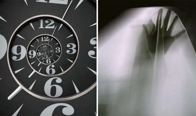 Người phụ nữ trở về từ cõi chết tuyên bố thời gian không tồn tại  - Ảnh 1.