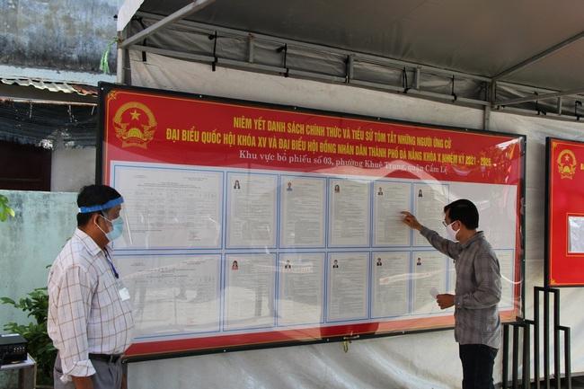 Nhiều ca mắc Covid-19 trong cộng đồng, Đà Nẵng diễn tập trước thềm bầu cử - Ảnh 5.