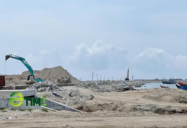 Quảng Ngãi: Phát hiện hàng loạt dự án công trình nhiều tỷ vi phạm, chậm tiến độ   - Ảnh 1.