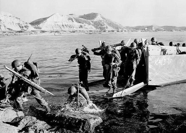 Hình ảnh về chiến tranh Triều Tiên không thể quên với người Mỹ - Ảnh 1.