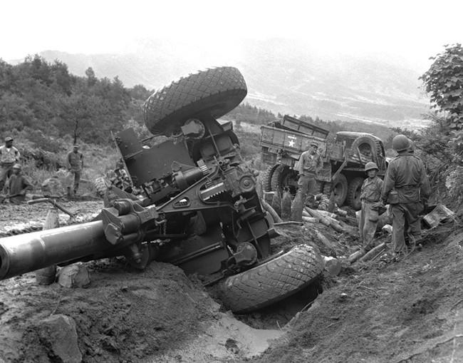 Hình ảnh về chiến tranh Triều Tiên không thể quên với người Mỹ - Ảnh 2.