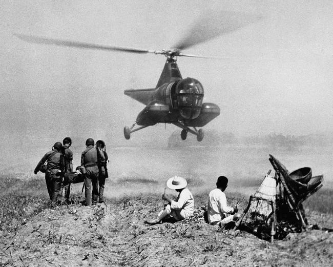 Hình ảnh về chiến tranh Triều Tiên không thể quên với người Mỹ - Ảnh 3.