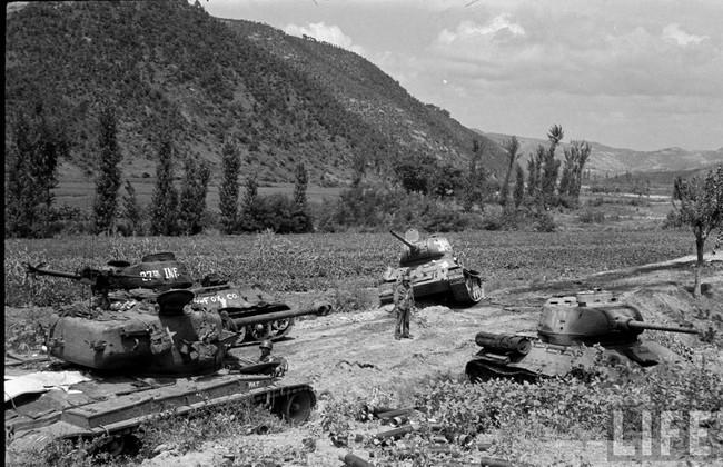 Hình ảnh về chiến tranh Triều Tiên không thể quên với người Mỹ - Ảnh 8.