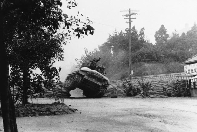Hình ảnh về chiến tranh Triều Tiên không thể quên với người Mỹ - Ảnh 9.