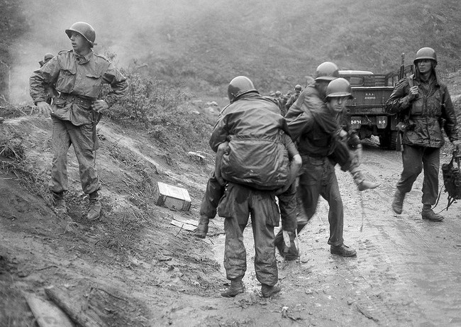 Hình ảnh về chiến tranh Triều Tiên không thể quên với người Mỹ - Ảnh 10.