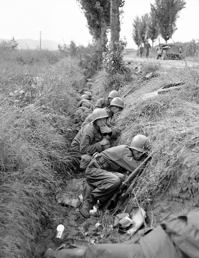 Hình ảnh về chiến tranh Triều Tiên không thể quên với người Mỹ - Ảnh 14.