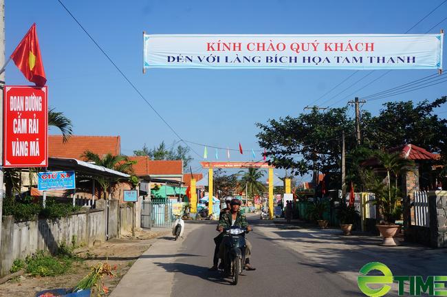 Quảng Nam: Thủ tướng công nhận thành phố Tam Kỳ đạt chuẩn Nông thôn mới - Ảnh 3.