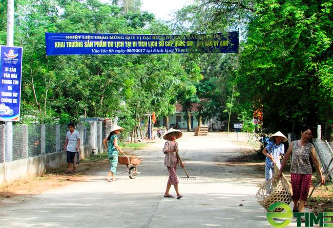 Quảng Nam: Thủ tướng công nhận thành phố Tam Kỳ đạt chuẩn Nông thôn mới - Ảnh 7.