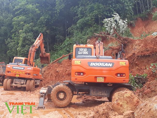 Lai Châu: Nhiều giải pháp giảm thiểu thiệt hại thiên tai mưa lũ - Ảnh 1.