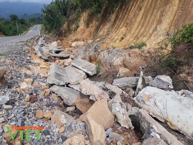Lai Châu: Nhiều giải pháp giảm thiểu thiệt hại thiên tai mưa lũ - Ảnh 2.