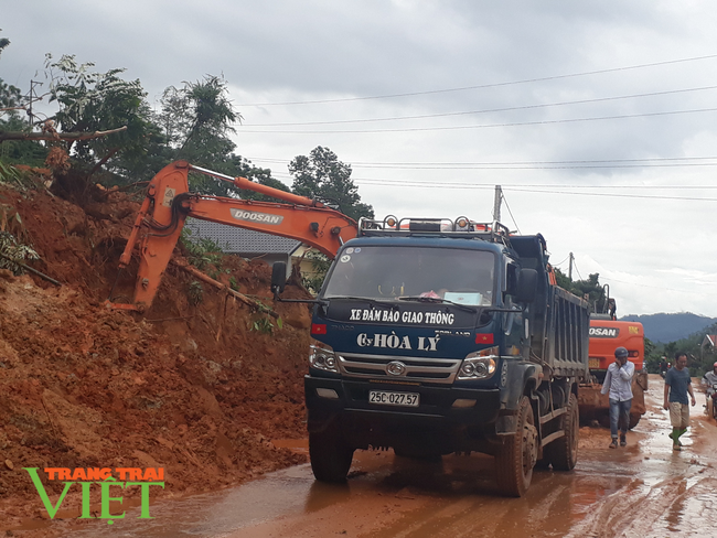 Lai Châu: Nhiều giải pháp giảm thiểu thiệt hại thiên tai mưa lũ - Ảnh 3.