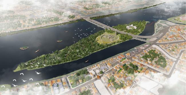 """TT-Huế khẳng định không đổi tên công viên Dã Viên và cầu Lòn sau những """"tranh cãi"""" trong dư luận  - Ảnh 2."""