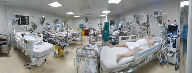 14 ca Covid-19 nguy kịch tại Bệnh viện Bệnh Nhiệt đới TP.HCM - Ảnh 1.