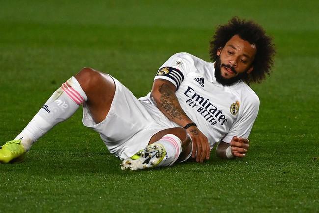 Marcelo giành mọi danh hiệu cao quý cùng Real Madrid.