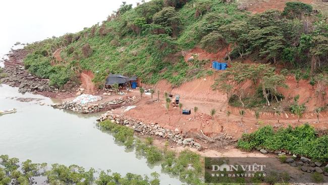 Móng Cái (Quảng Ninh): Đảo Đầu Sơn bị tàn phá - Ảnh 2.