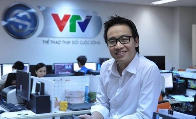 """BLV Tạ Biên Cương từng học trường gì mà được mệnh danh là """"Đứa con của thần gió"""" trên sóng VTV? - Ảnh 1."""