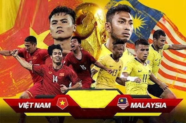 Link xem trực tiếp Việt Nam vs Malaysia - Ảnh 1.