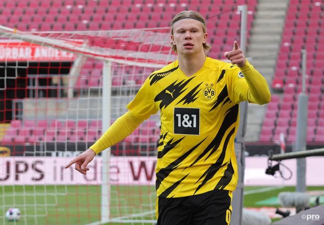 Haaland đang tham dự EURO 2020 cùng tuyển Na Uy.