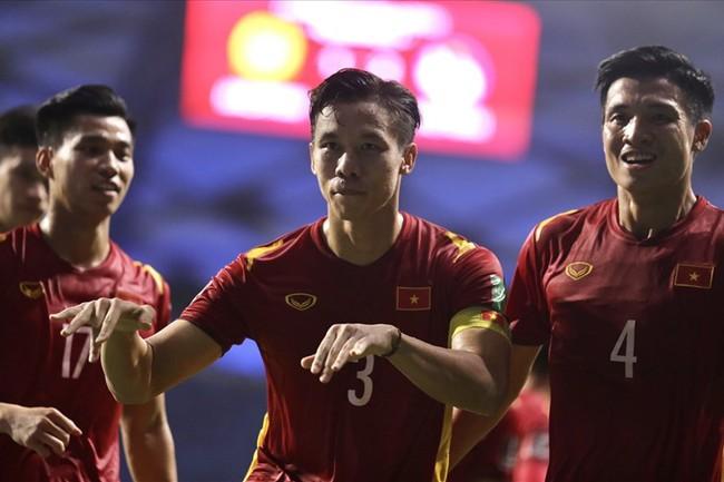BXH các đội nhì bảng tại vòng loại World Cup 2022: ĐT Việt Nam rộng cửa đi tiếp - Ảnh 1.