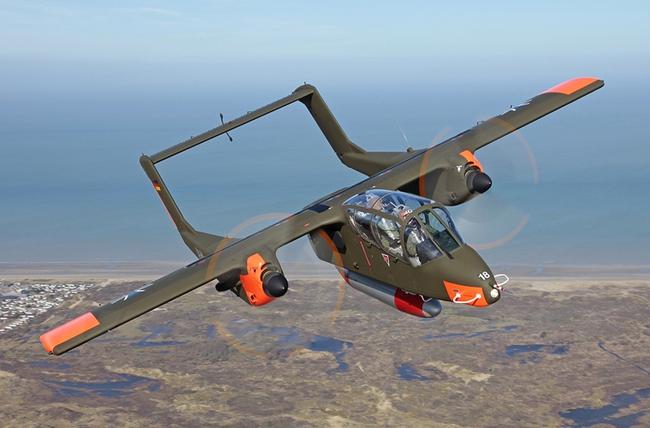 Máy bay độc lạ của Mỹ từng dùng trong Chiến tranh Việt Nam và Syria - Ảnh 3.