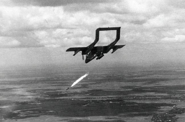 Máy bay độc lạ của Mỹ từng dùng trong Chiến tranh Việt Nam và Syria - Ảnh 5.